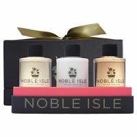 Noble Isle Travel Trio komplekt (3 x 75 ml)