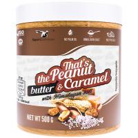 Sport Definition® maapähklivõi himaalaja soola ja karamelliga (500 g)