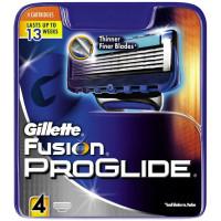 Gillette Fusion Proglide lisaterad (4 tk)
