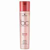 Schwarzkopf BC Peptide Repair Rescue Deep Nourishing Micellar šampoon (250 ml)