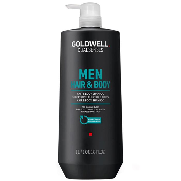 Goldwell Dualsenses Men Hair & Body šampoon (1000 ml)