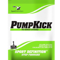 Sport Definition Pump Kick treeningeelne toode, Candy Exotic (15 g)