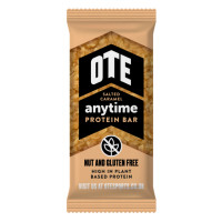 OTE Anytime Plant Based Protein Bar, Salted Caramel (55 g)