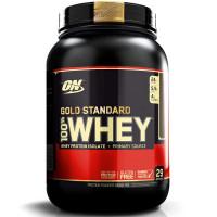 Optimum Nutrition Gold Standard 100% Whey valgupulber, French Vanilla Creme (908 g)