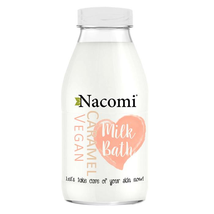 Nacomi Bath Milk vannipiim, Karamelli (300 ml)