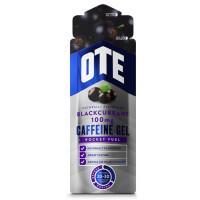 OTE kofeiiniga energiageel 100 mg, Blackcurrant (56 g)