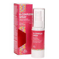 NordAid B Complex vitamiinide suukaudne spray (30 ml)