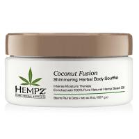 Hempz Coconut Fusion Shimmering Body Souffle kehaniisutaja (235 ml)