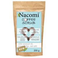 Nacomi Coffee kehakoorija, Coconut (200 g)