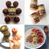 Meridian Foods maapähklivõi, Crunchy (280 g)