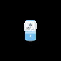 CocoSa -  gaseerimata kookosvesi kollageeniga 0.33ml