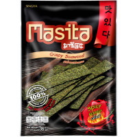 Masita Spicy vürtsikad norilehekrõpsud (36 g)