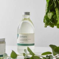 """Georganics orgaaniline suuloputusvahend """"Oil Pulling"""" kookosõli baasil, Rohemünt (100 ml)"""