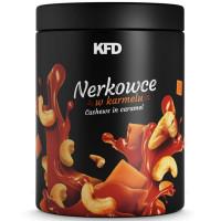 KFD karamelliseeritud india pähklid (650 g)
