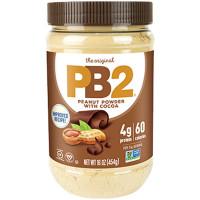 Bell Plantation PB2 maapähklivõi pulber šokolaadiga (454 g)