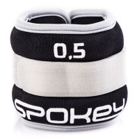 Spokey Form IV jala-randmeraskused, Hall (2 x 0.5 kg)