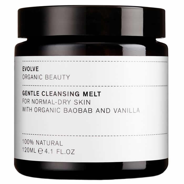 Evolve õrn puhastusgeel normaalsele ja kuivale nahale (120 ml)