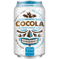 COCOLA kookosvesi, Gaseerimata (330 ml)
