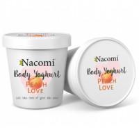 Nacomi kehajogurt, Peach Love (180 ml)