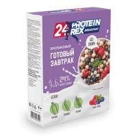 Protein Rex kõrge proteiinisisaldusega valmis hommikusöök, Metsmarja (250 g)