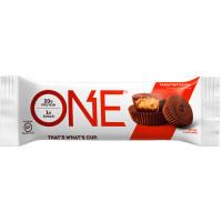 OhYeah! Nutrition ONE Bar valgubatoon, Maapähklivõi tassikoogi (60 g)