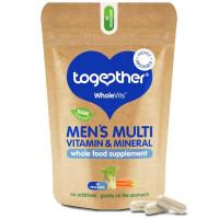 Together Health WholeVits™ Mens Multivit & Mineral kapslid (30 tk)