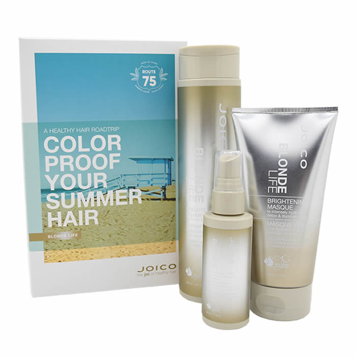 Joico Blonde Life Summer Kit ( 300 + 150 + 50 ml)