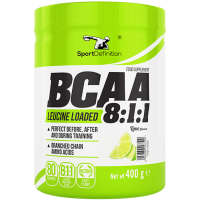 Sport Definition BCAA 8:1:1, Laimi (400 g)
