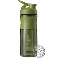 BlenderBottle Sportmixer Grip šeiker-joogipudel, Moss (820 ml)
