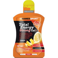 NamedSport Total Energy Strong Geel, Lemon (40 g)