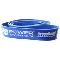 Power System Cross Band treeningkumm, Sinine (22-50 kg)