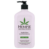 Hempz Vanilla Plum Herbal kehaniisutaja (500 ml)