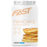 Fast Protein Pancake Mix valgurikas pannkoogijahu, Maitsestamata (600 g)