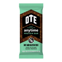 OTE Anytime Plant Based Protein Bar, Mint Chocolate (55 g)