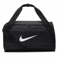Nike Brasilia Small Duffel Bag BA5335 spordikott, Must (S)