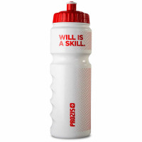 "Prozis joogipudel ""Will is a skill"", Valge (750 ml)"