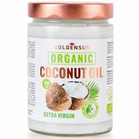 GoldenSun mahe külmpressitud extra virgin kookosõli (500 ml)