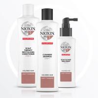 Nioxin 3 juuksehoolduskomplekt (150 ml + 150 ml + 50 ml)