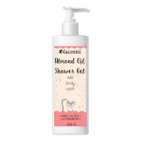 Nacomi Almond Oil dušigeel (250 ml)