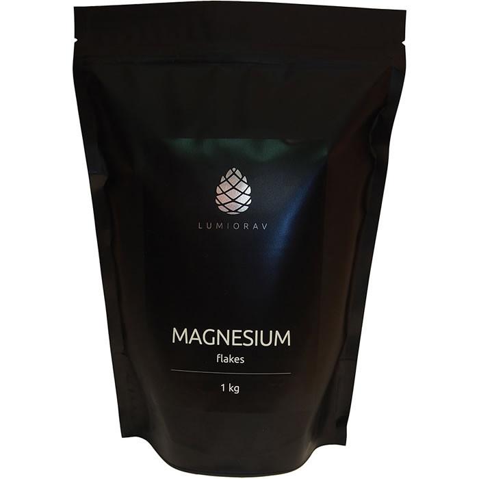 LUMIORAV Magneesiumihelbed (1 kg)