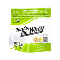 Sport Definition That's the Whey valgupulber, Sidruni-mascarpone koogi (300 g)