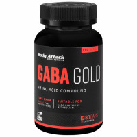 Body Attack GABA Gold kapslid (80 tk)