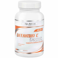 Body Attack Vitamin C Depot kapslid (90 tk)