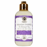 Saules Fabrika antioksüdantne šampoon kahjustatud juustele (200 ml)