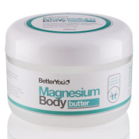 BetterYou Magnesium Body Butter magneesiumiõliga kehavõi (180 ml)