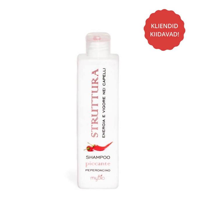 Linea Natura MyBio tšillipipraga šampoon (250 ml)