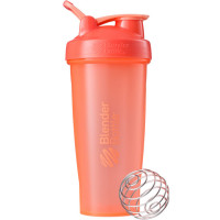 BlenderBottle Classic Loop šeiker, Coral (820 ml)
