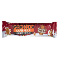 Grenade Carb Killa valgubatoon, Gingerbread (60 g) LIMITED EDITION!