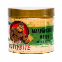 Nuttybite krõmpsuv maapähklivõi maius, Chia-datli (250 g)