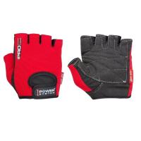 Power System Gloves Pro Grip treeningkindad, Punane (L)